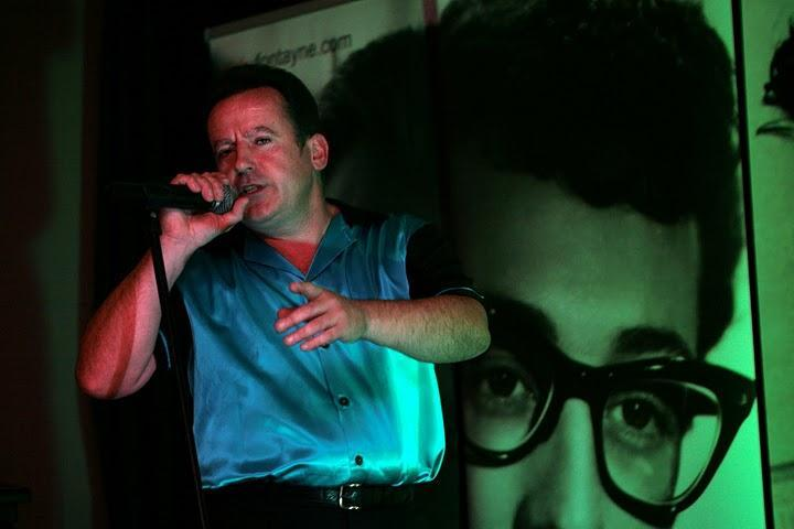50's and 60's Rock'n'Roll Tribute Act / Singer - Ricky Fontayne