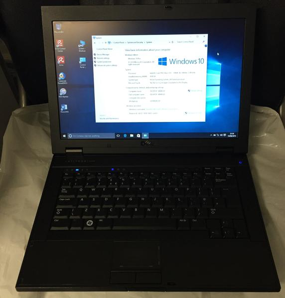 dell latitude e5500 drivers uk