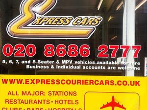 8fce6995f23cb Express Cars Of Croydon Minicabs   Taxi - London - Expired