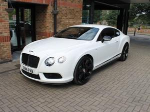 Bentley Continental GT 2014