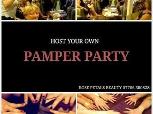 Teenage Beauty Pamper Parties Perfect For 13th Birthday Party