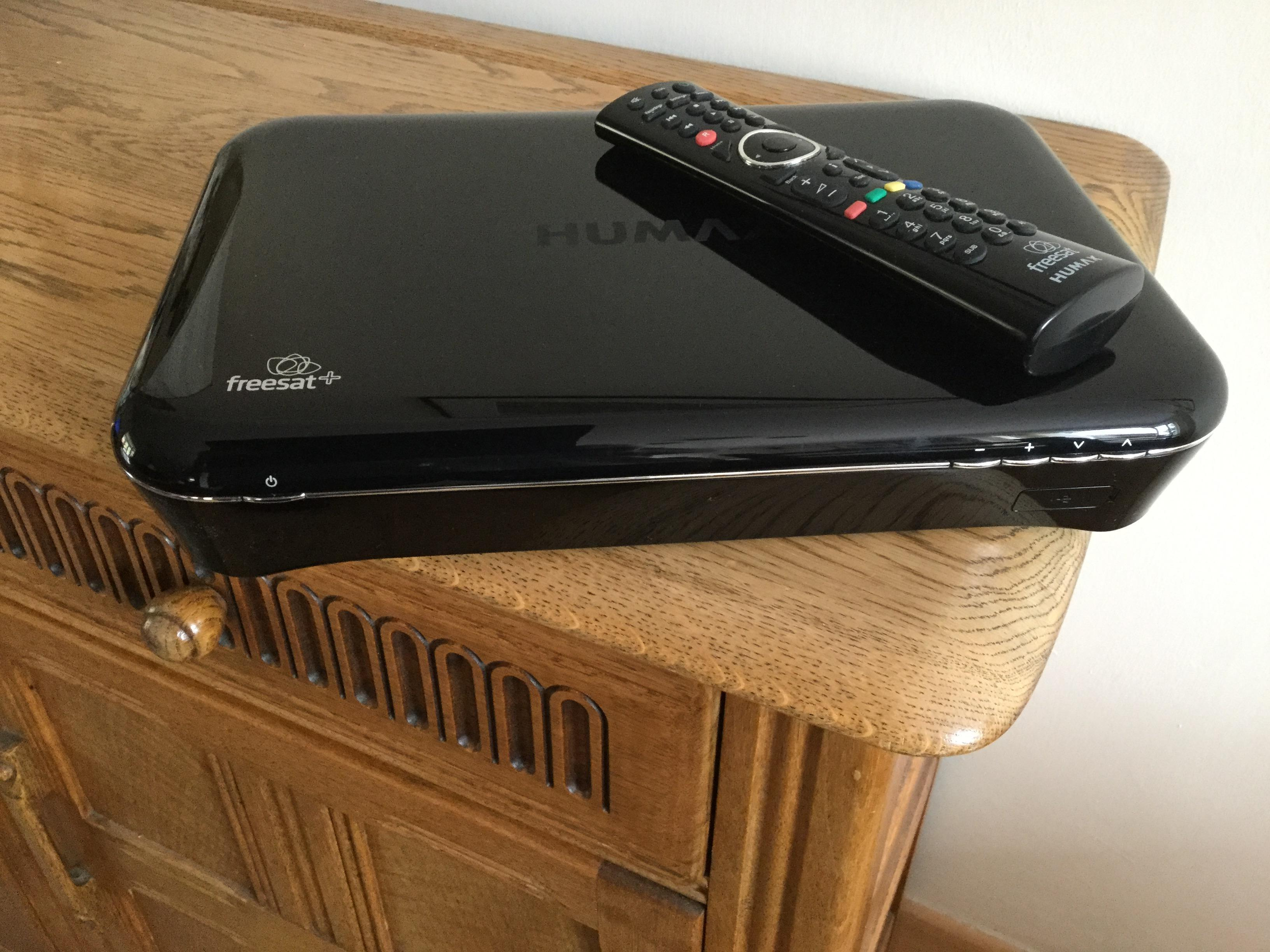 Humax freesat box  in Bexhill-On-Sea - Expired   Friday-Ad