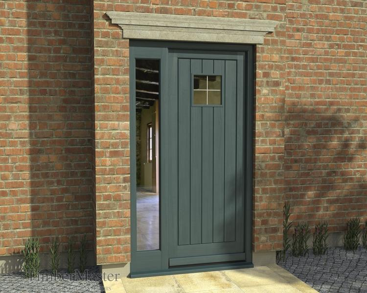 Traditional Bespoke Wooden Windows Front Doors Rugby Expired