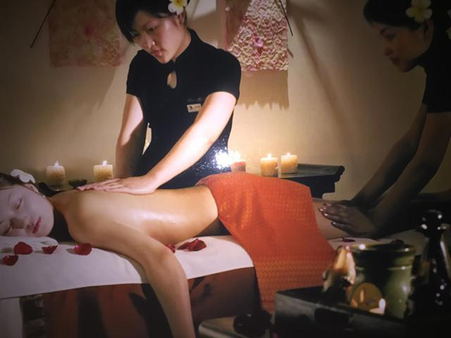 Chinese gay masseur