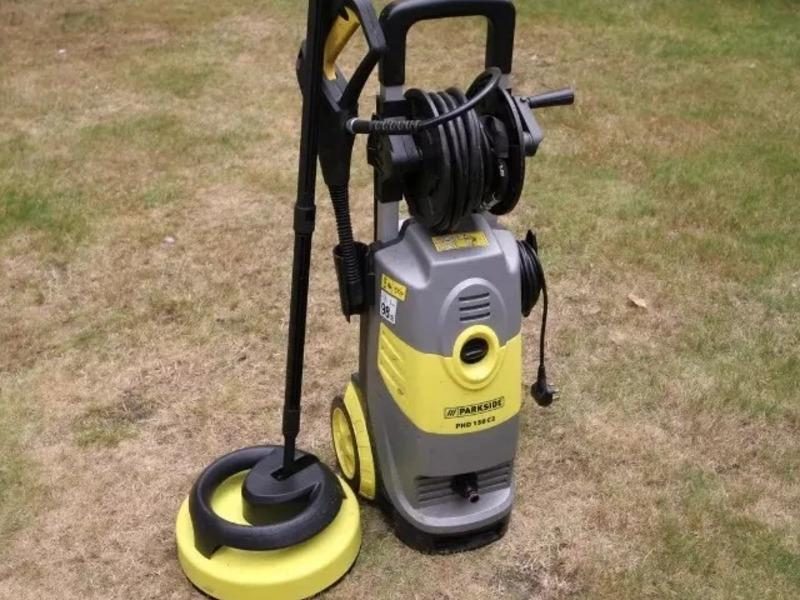 Parkside phd 150 c2 pressure washer in woking sold for Parkside phd 150 a1