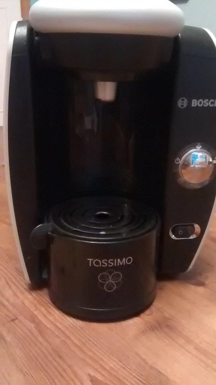 Tassimo Bosch Coffee Macine In Burgess Hill Expired Friday Ad