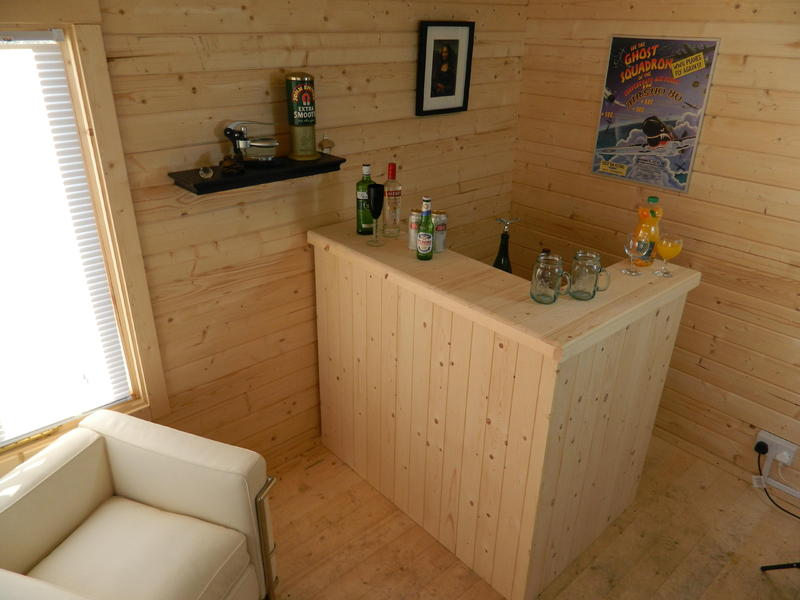 Premium Bar Counter Micro Pub Man Cave Summer House Patio Garden Cabin  Party 007 In Colchester   Expired | Friday Ad