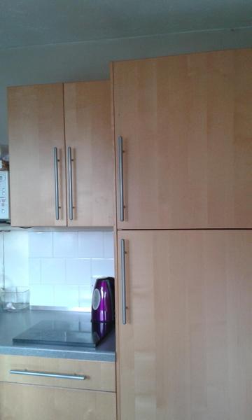 Kitchen Units For Sale Ikea Factum Nexus Birch Doors In St
