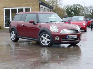 Used Mini Clubman Cars For Sale In Oxfordshire Friday Ad