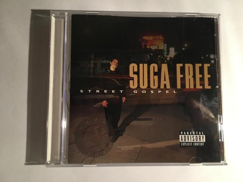 SUGA FREE - STREET GOSPEL in Birmingham - Expired   Friday-Ad