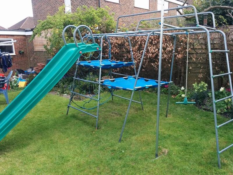 TP Challenger Climbing Frame with Slide in Burgess Hill - Sold ...