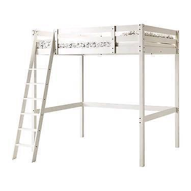 73ff5260294c4 IKEA Stora Loft Bed in Manchester - Expired