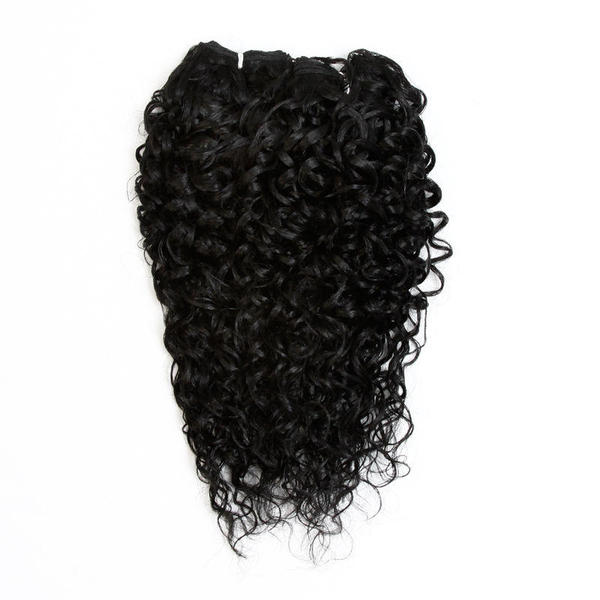 Kinky Curly Afro Hair Extensions Weave 22 1 Black In Horley