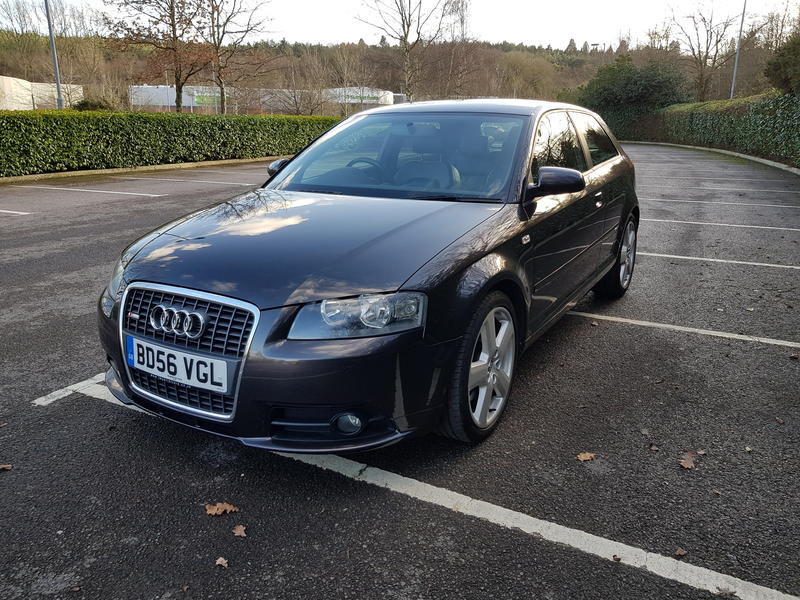 Audi A3 S Line 2 0 Tfsi 2006 In Crowborough Friday Ad