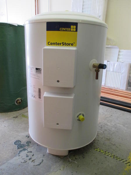 Unused Centrestore 120L Unvented Direct hot water Cylinder in ...