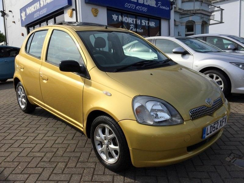Toyota Yaris 2002 in Brighton - Expired | Friday-Ad