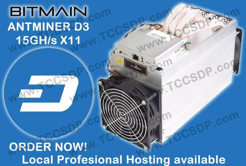 Antminer D3 / S9 in Portsmouth - Expired | Friday-Ad