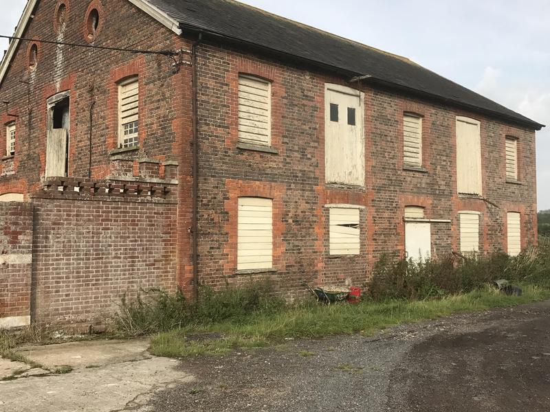 Range of brick built farm buildings for sale friday ad for Brick garages prices