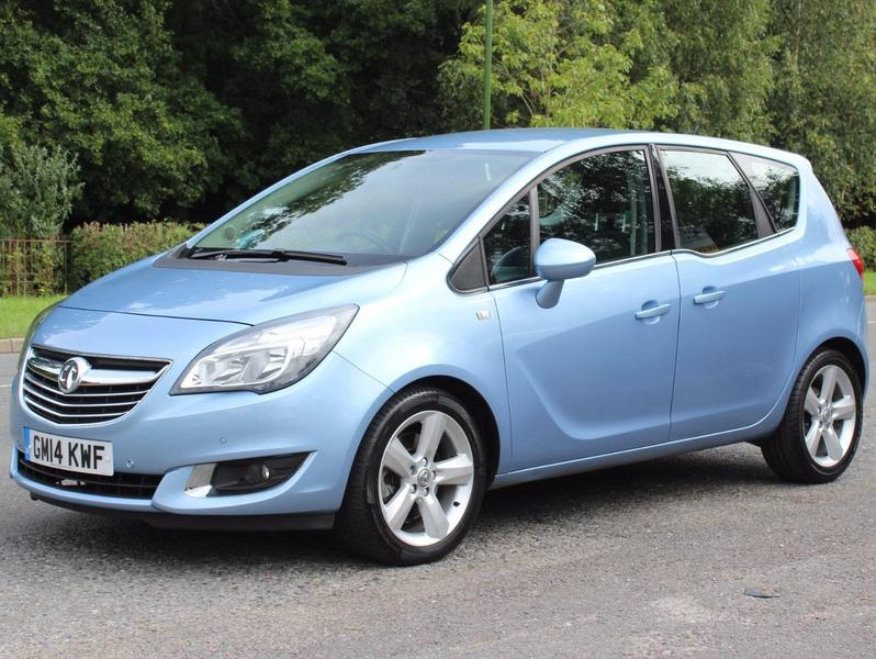 Vauxhall Meriva 2014 In Hassocks Expired Friday Ad