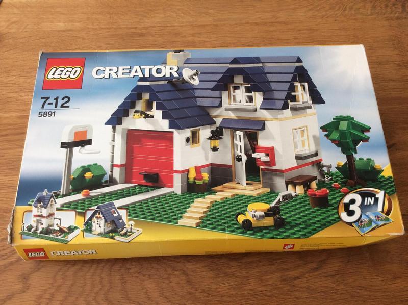 Lego Creator 5891 Apple Tree House 3 In 1 In Tadworth Friday Ad