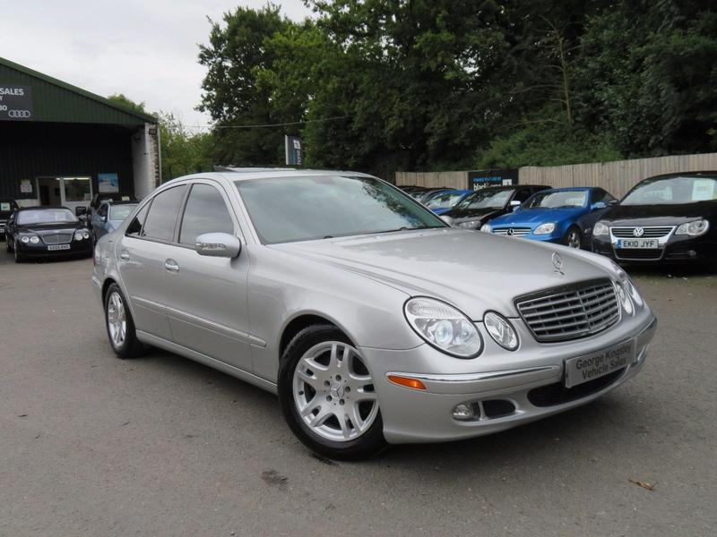 Mercedes benz e class 2005 in colchester friday ad for Mercedes benz 2005 e320 parts