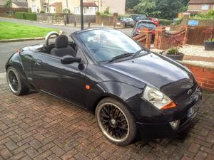 Ford Streetka  Convertible For Sale