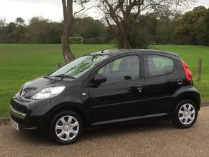 Used Peugeot 107 Cars for Sale in Hastings | Friday-Ad