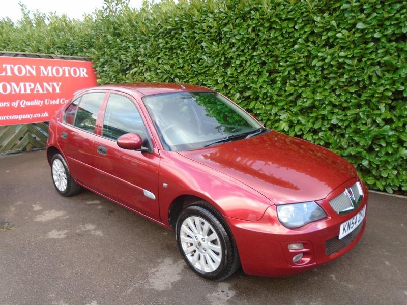 Rover 25 2004 In Gloucester Expired Friday Ad