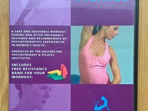 """Pilates DVD """"Pregnancy"""" for sale  Twyford"""