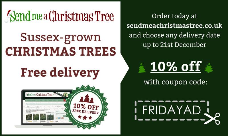Send me a christmas tree in uckfield expired friday ad fandeluxe Images