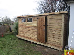 Attractive SHEDS , SHEDS, SHEDS + WORKSHOPS In Lancing