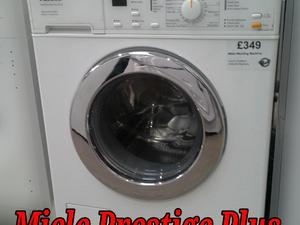 Washing Machine Miele 6kg White 1300 spin  in St. Leonards-On-Sea
