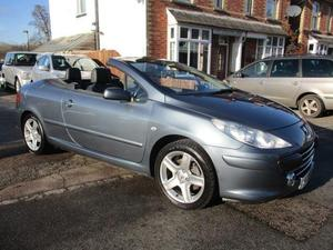 Used Convertible Peugeot 307 Cars for Sale in Hastings | Friday-Ad