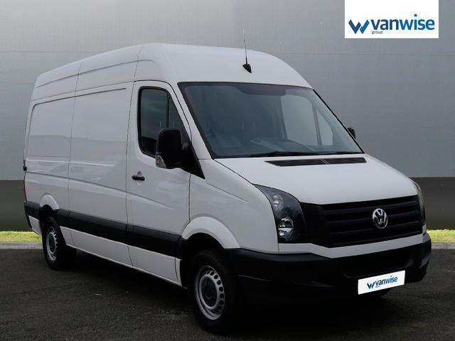 Volkswagen Crafter 2016 in Maidstone - Expired | Friday-Ad