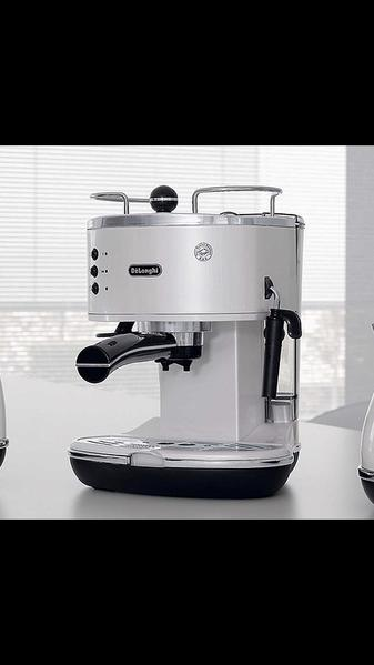 Delonghi Icona Micalite Coffee Machine In London Expired