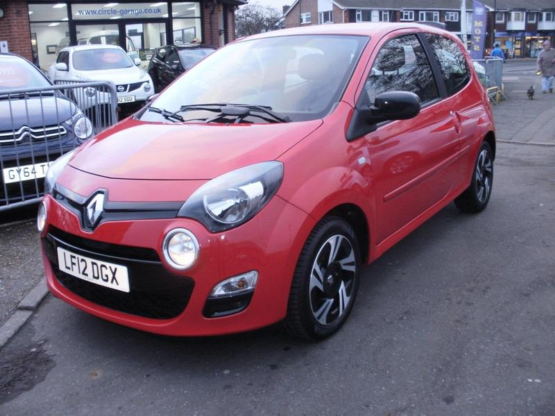 Renault Twingo 2012 In Lancing Expired Friday Ad