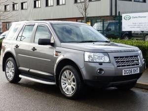 Land Rover Freelander 2 2008