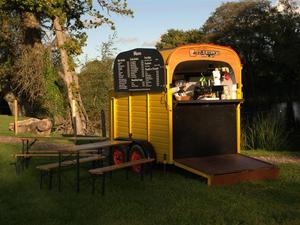 Horse Box Mobile Catering Trailer for sale  Hastings