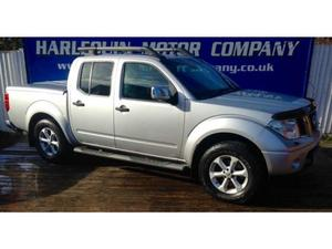Used Van Nissan Navara Commercial Vehicles for Sale in Cardiff ...