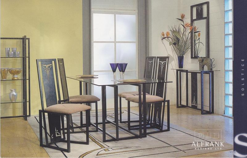 Dining room table chair alfrank designs in brighton for Black friday dining room table deals