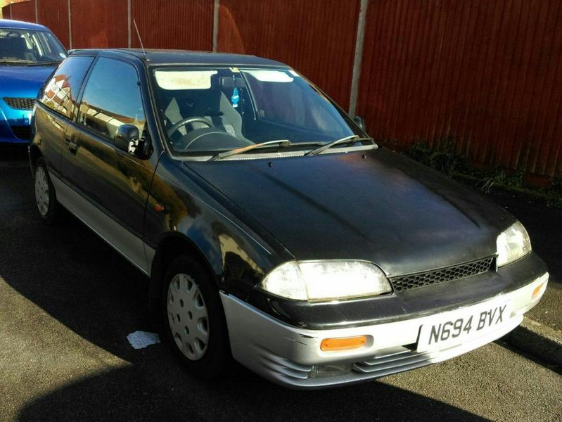 Suzuki Swift 1995 in Eastbourne - Sold | Friday-Ad