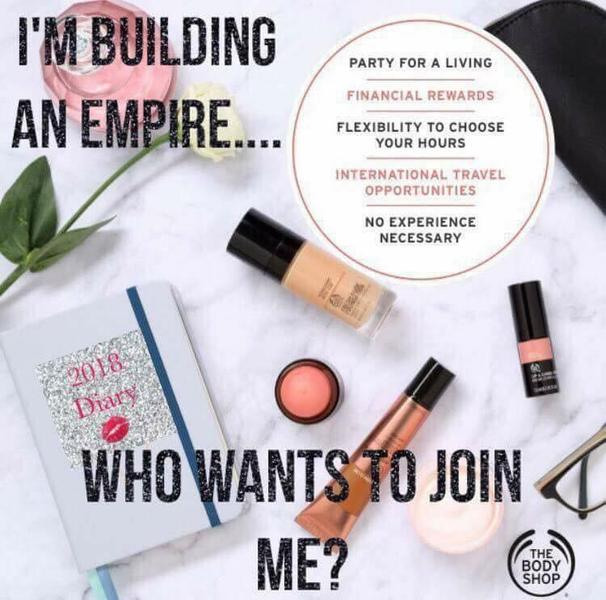 Consultant the body shop at home herne bay expired Shop at home