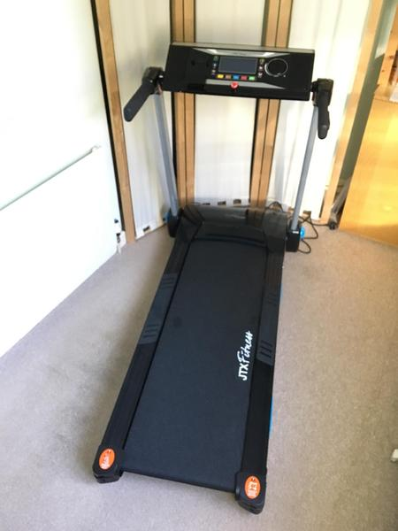 386c63ff8dc JTX Slim-line compact folding treadmill in Hassocks - Sold