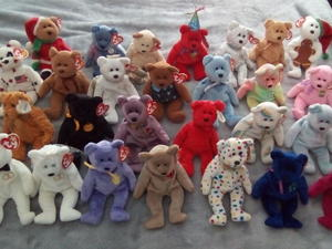9b3351c39a1 Rare ty Sammy beanie baby with 1998 1999 error in Horsham - Expired ...