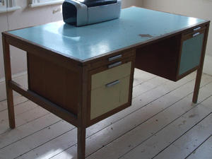 Vintage Office Desk