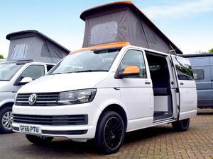 VW Campervans 2016 Transporter T6 Camper Motorhome For Sale In Rushden