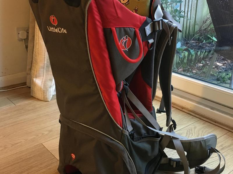 1fe3f2035a2 LittleLife Cross Country S2 Child Carrier in Crowborough - Expired |  Friday-Ad