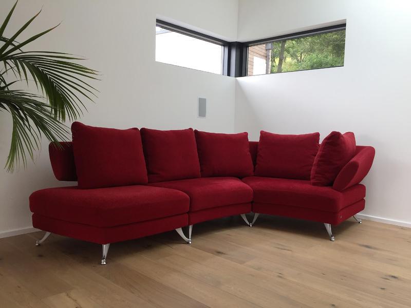 Rolf Benz 222 Modular Sofa Ex Show House Display As New Rrp 5500