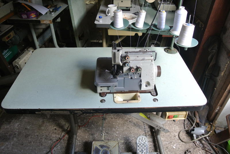 Brother Industrial 4040Thread Overlocking Sewing Machine In Bristol Simple Brother Industrial Overlock Sewing Machine