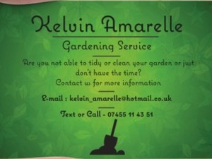 Gardening Service - Cheap and Reliable in Hastings & Farming Gardening and Pet Jobs in Tenterden | Friday-Ad
